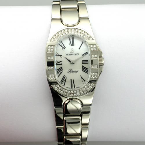 Stainless steel ladies Bertolucci wrist watch